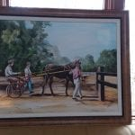 Original oil painting by Jerri Cool